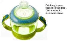 NUBY Grip n'sip 270 ml Cup