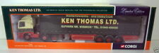 CORGI 1/50 - 75406 LEYLAND DAF CURTAINSIDE - KEN THOMAS