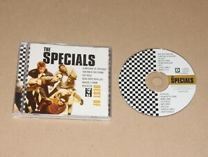 The Specials - Best Of, CD Album Europe 1996 (DC 870702) Ex/Vg+ Ska/2 Tone