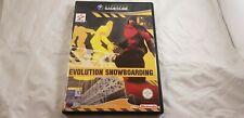 * Evolution Snowboarding * Nintendo GameCube * EUR * NEW * Boxed * RARE *