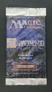MTG Renaissance Booster Pack - Italian MTG - New Factory Sealed