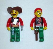 Lego Junior Pirates Minifigure Lot 7082 Peg Leg &