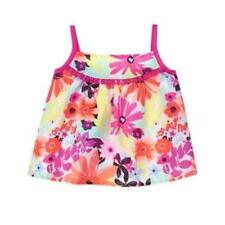 Gymboree Baby Girl Island Floral Tank Top 100% COTTON NWT Size 2T/3T/4T U PICK