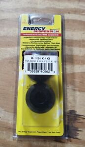 Energy Suspension 9.13101G Tie Rod Dust Boot