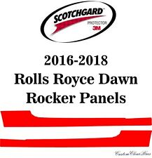 3M Scotchgard Paint Protection Film Pre-Cut 2016 2017 2018 Rolls Royce Dawn