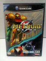 Metroid Prime / Metroid Prime Echoes Bonus Disc (Nintendo Gamecube)