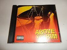 CD above the rim (1994) de swv, H-town, DJ rogers et Al B. sure...