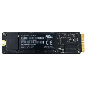 Apple 128GB SSD SanDisk SDNEP 655-1837C iMac MacBook Pro Air, SD6PQ4M-128G-1021