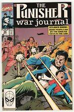 Punisher War Journal #22 (Marvel, 1990) FN/VF