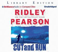 Cut and Run (Brilliance Audio on Compact Disc) by Pearson, Ridley