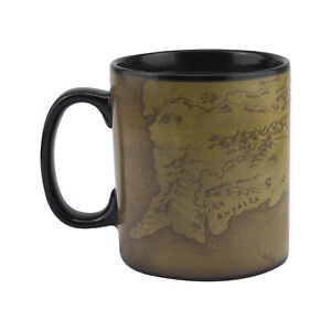 Lord of the Rings Heat Change Mug Extra Large 550ml Gift for and Hobbit Fans