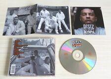 CD ALBUM RAP DISIZ RAP MACHINE 15 TITRES + 1 BONUS TRACK