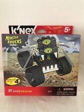 K'NEX MONSTER TRUCK FANG Sealed NEW