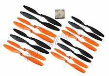 16pcs 8pair GemFan 1045 CW & CCW Propeller Props for DJI Flamewheel F450 F550 3M