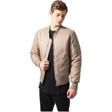 Jacken aus Polyester mit Bomberjacken/Harrington