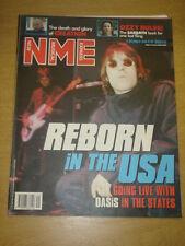 NME 1999 DEC 11 OASIS OZZY OSBORNE SABBATH CREATION