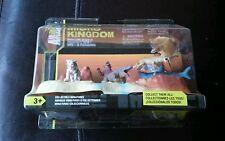 New 2013 Animal Planet Micro Kingdom Predators Series 1 Action Figures Toys R Us