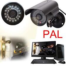 HD 1200TVL 36IR 6mm CCTV CMOS surveillance Security Camera Wide Angle PAL B UP