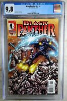 Black Panther V2 #4 1st White Wolf Marvel 1999 CGC 9.8 NM/MT WPages Comic Q0049