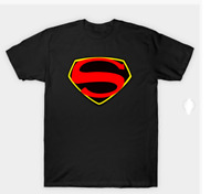 I am superman hero fight movie fly strong Christopher Reeve retro Funny T-Shirt