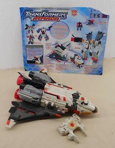 Transformers Action Figur Armada JETFIRE als Shuttle Hasbro Unvollständig