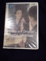 Jeanne Whitmee 7 Cassette Audio Book WISHES AND DREAMS Read By Hilary Neville 8h