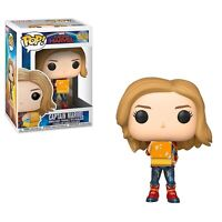 Funko Captain Marvel POP Captain Marvel Lunch Box Vinyl Figure NEW IN STOCK