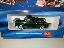 1951 KAISER HENRY J  GREEN   1.18 SCALE LIMITED ISSUE  1.18 SCALE