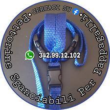 Pettorina SGANCIABILE x Pappagalli fino a 119gr - Filo Elastico staccabile