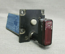 G-IV Engine Fire Shutoff Switch p/n 989-052 L/H