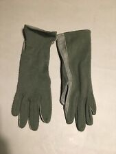 Military Uniform Supply Nomex Flight Gloves SAGE GREEN - Flyer's Gloves Women's
