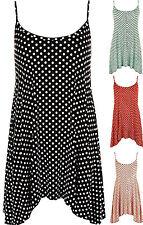 Damenblusen,-Tops & -Shirts im Trägertops-Stil mit Polyester für Freizeit ohne Mehrstückpackung