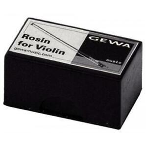 Gewa 450.999 Colofonia Pece In Resina Per Violino E Viola