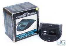 Official Sega Mega Drive Master System Converter Boxed