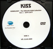 CD / DVD / KISS / KISSOLOGY / VOL.1 1974-1977 / RARITÄT / CD 1 / PROMO /