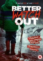 Nuevo Mejor Watch Out DVD