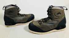 Simms Mens Wading  Fishing Water Boots Size 9 M