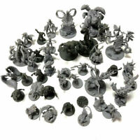 10x Dungeons & Dragon D&D Board War Game Miniatures Role-Playing figures Random