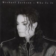 ★ CD SINGLE Michael JACKSON	Who is it CARD SLEEVE 2-track	 ★ RARE ★ NEW