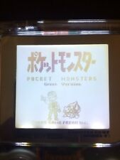 Backlit Clear Nintendo Gameboy Pocket New Screen Backlight