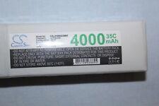 CAMERON SINO BATTERIE Li-PO 3-cell Deans / T-Plug AWG14 35C/70C 14.8V 4000mAh RC