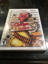 Chicken Blaster Nintendo Wii * New & Factory Sealed