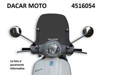 4516054 cupolino FUME' CHIARO L.530xH.420 sp.3 VESPA LX 150 ie 4T euro 3 MALOSSI