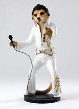 Elvy Elvis Magnificent Meerkats Country Artists Figurine 26cm CA04240 RRP £44