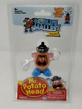 World's Smallest Mr. Potato Head Miniature Edition Pocket Size Super Impulse