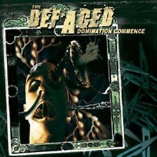Domination Commence by The Defaced (Sweden) (CD, 2002, Nuclear Blast)