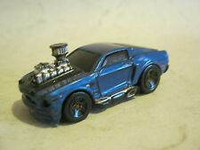 Hot Wheels Blue 1968 Mustang, First Editions,  dated 2002 (EB8-43)