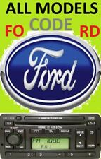 Unlock Pin Code provided FORD SAT NAV ^FOCUS KUGA FX EX^ TRAVELPILOT BLAUPUNKT