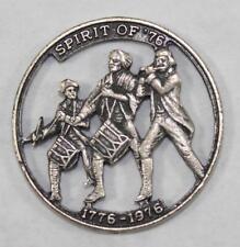 Rare Spirit of '76 US Bicentennial Cut Token Coin