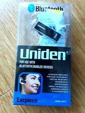 Uniden UN127 Bluetooth Earpiece